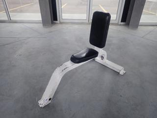 Icarian Multi-Purpose Utility Bench *Note: Missing Foot Rest Bar*