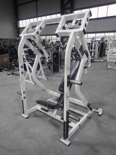 Hammer Strength Plate Loaded Seated Shoulder Press Machine