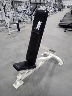 Life Fitness FB31 Multi Adjustable Bench. SN 70671