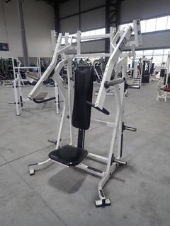 Hammer Strength Plate Loaded Iso-Lateral Incline Press