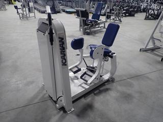 Icarian Hip Abduction Machine w/ 150lb Max Weight Cap