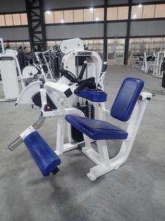 Icarian Seated Leg Extension Machine w/ 180lb Max Weight Cap