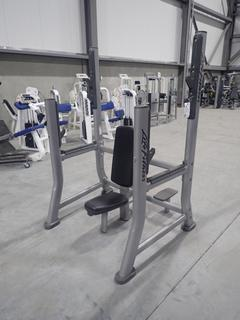 Life Fitness SOMB-01B Olympic Military Bench