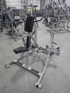 Hammer Strength ISO-Lateral Row Machine