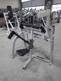 Hammer Strength Seated Bicep Machine. SN 5144