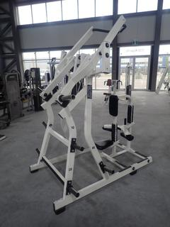 Hammer Strength Iso-Lateral High Row Machine