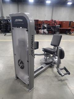 Life Fitness Hip Adduction Machine. SN PSHADSE1110012 *Note: This Item Is Located At 7103 68AVE NW- Location 2*