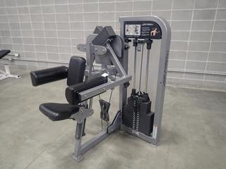 Life Fitness Lateral Raise Machine. SN PSLRSE1110013. *Note: This Item Is Located At 7103 68AVE NW- Location 2*