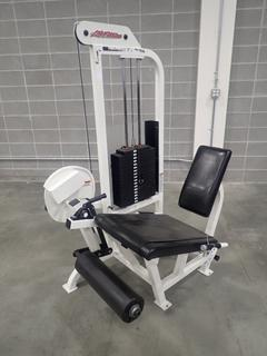Life Fitness Leg Extension Machine. SN 78604  *Note: This Item Is Located At 7103 68AVE NW- Location 2*