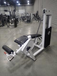 Atlantis Leg Press Machine. SN 15690. *Note: This Item Is Located At 7103 68AVE NW- Location 2*