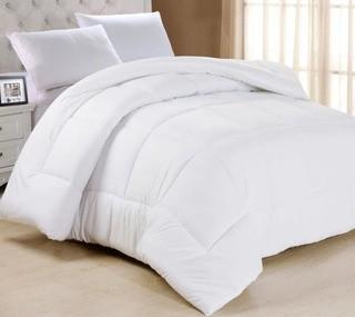 All-Season Down Alternative Comforter Duvet, Queen