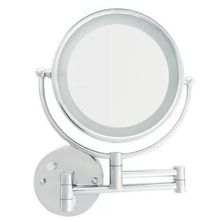 LED Wall Mount Makeup/Shaving Mirror