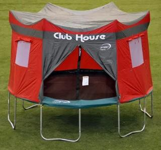14' Trampoline Clubhouse Cover ( Trampoline NOT Included)