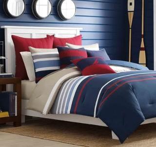 Nautica Bradford Comforter Set, Twin