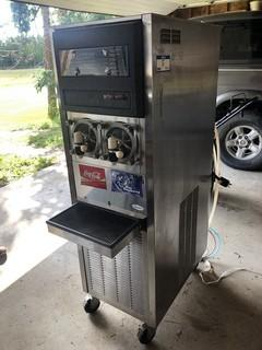Cornelius Slurpee Machine. *Note: Sold As Is*