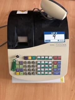 Royal Alpha 582CX Cash Management System