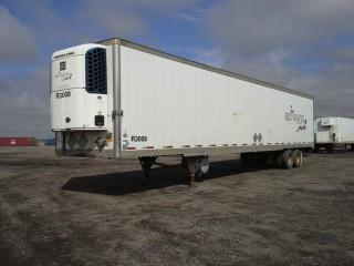 2006 Utility Trailer 53' T/A Van Trailer c/w Reefer, Air Ride Susp., 11R22.5 Tires. S/N 1UYVS25306U702501.