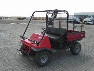 1999 Kawasaki Mule ATV S/N JK1AFCA10XB52