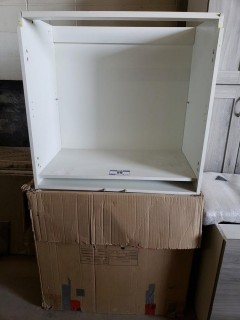 Qty Of (2) 1'6 X 2'6 X 2'7 Cabinets