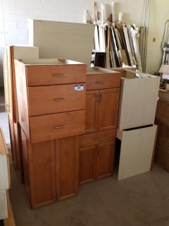 Qty Of Base Cabinets And Cabinets