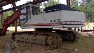 Excavator, Dump Truck, Loader and Dozer Heavy Equipment Package