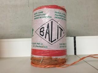 Polypropylene Baler Twine.
