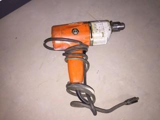 Black & Decker Electric 10mm 2-Speed Hammer Drill.