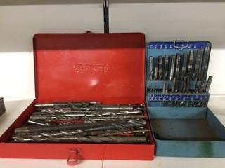 Lot of Assorted Drill Bits.