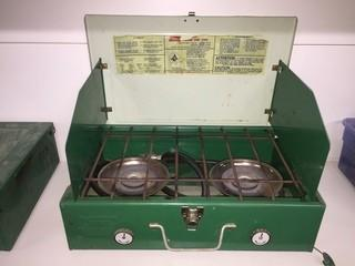 Coleman Camp Stove.