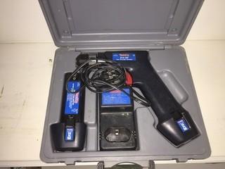 "Benchtop 12V 3/8"" Cordless Drill Kit."