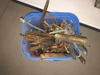 Lot of Assorted Hand Tools.