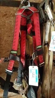 Lot 2 Safety Harnesses