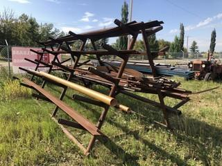 Steel Rack C/w Contents *Note: Buyer Responsible For Load Out*