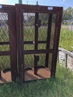 Bottle Storage Cage