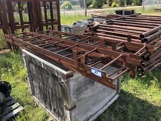 Qty Of Steel Ladders