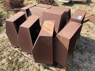 Qty Of Metal Boxes