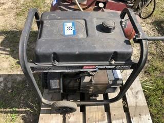 Powermate 3750 Portable Generator