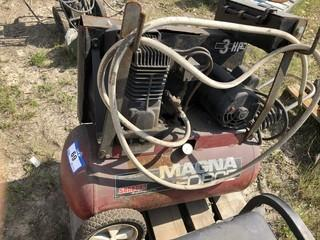 Magna Force 3Hp Portable Compressor
