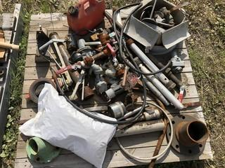 Qty Of Assorted Parts, Hardware And Misc Supplies