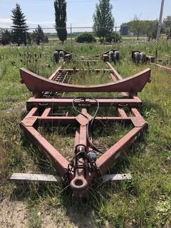 400BBl S/A Tank Cradle. SN PT-199710-4