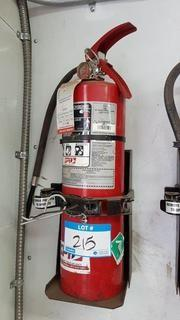 SPI Dry Chemical Fire Extinguisher -