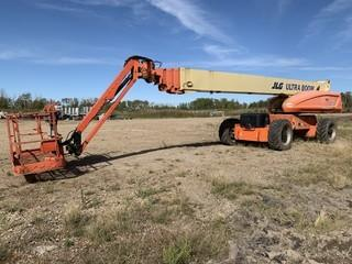2010 JLG 1200SJP Man Lift C/w Diesel, 4-Cyl, 4X4X4, Pwr To Platform. Showing 4126Hrs. SN 0300142945
