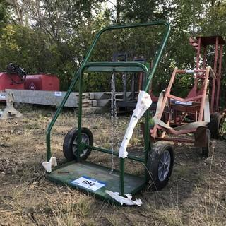 Oxy/Acetylene Cutting Torch Cart