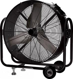 """Propoint 30"""" Outdoor Rated Drum Fan w/ Enclosed Motor"""