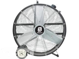 "Oreint 30"" High Velocity Drum Fan"
