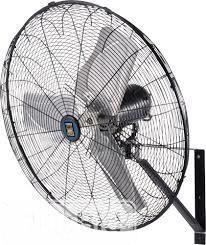 "Powerfist 30"" Oscillating Wall Fan"
