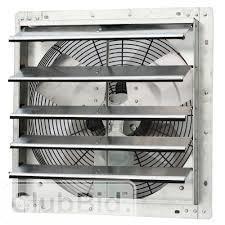 """Powerfist 18"""" Ventilating Fan"""