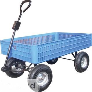 Powerfist 700lb Poly Cart