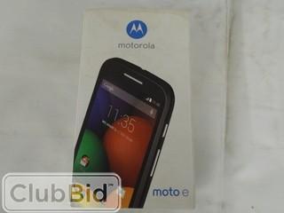 Motorolla Moto E Cell phone