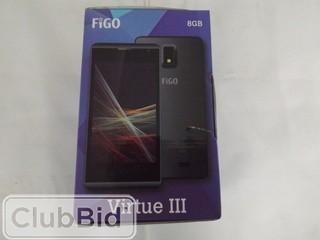 Figo Virtue III 8 GB Cell Phone